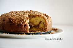 recipe of the week :: walnuss kuchen |