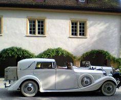 1935 Sedanca de Ville by Gurney Nutting (chassis 157TA)
