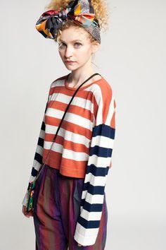 Koshka.  Love this styling.