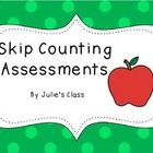 Skip Counting Assessments by Julie's Class contains 3 cut and paste assessments for skip counting by 2, 5, and 10. Look for my Common Core Place Va...