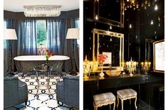 Kris Jenner of i Keeping up with the Kardashians i fame welcomes us into her glamorous California home