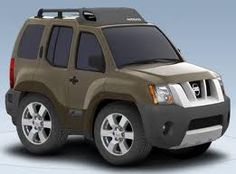 Digital xterra off road