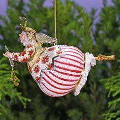 Patience Brewster Celeste Star Fairy Ornament