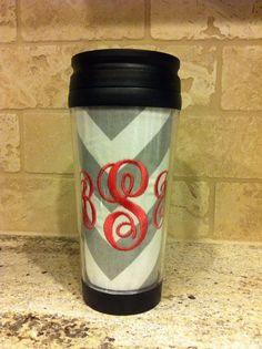 Hey, I found this really awesome Etsy listing at http://www.etsy.com/listing/126929917/personalized-travel-coffee-mug