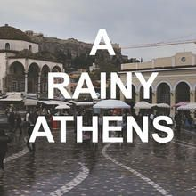 Check out this awesome video tutorial on A Rainy Athens at the Discovery Center