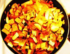 Nuudeli-kasvis pika-ateria