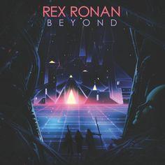 Rex Ronan - Beyond (album cover by Kilian Eng)