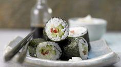 Rezept: Gemüse-Sushi