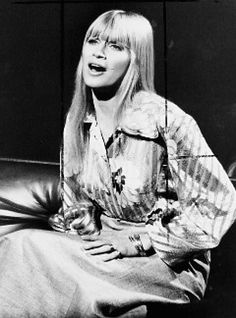 Mary Travers, the female partner in the famed folk trio, Peter, Paul and Mary, with her singing cohorts Peter Yarrow (l.) and Noel Paul Stookey. Mary Travers, Peter Yarrow, Peter Paul And Mary, 60s Icons, Simon Garfunkel, Women In Music, Music And Movement, Music Composers, Folk Music
