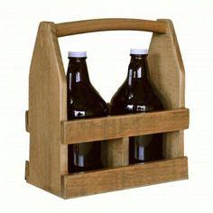 2 Growler Beer Caddy