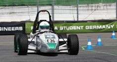 The sportier side of electric vehicles, Formula Student