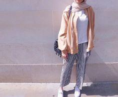 More clothing inspo Modern Hijab Fashion, Hijab Fashion Inspiration, Muslim Fashion, Modest Fashion, Fashion Outfits, Womens Fashion, Fashion Ideas, Hijab Trends, Hijab Style