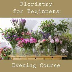 Floristy for Beginners - Evening Course – The Cambridge Flower School