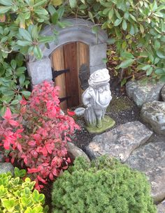 He greets me in my driveway every day I get home. Miniatures, Day, Plants, Plant, Minis, Planets