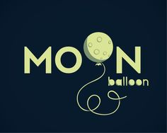 moon balloon creattica logo