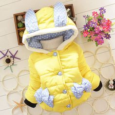 36f646e7105d Baby Girls Winter Jackets