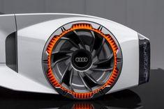 Audi Konzept Paon 2030 by Lucia Lee More cars here. Audi, Futuristic Cars, Sweet Cars, Unique Cars, Machine Design, Car Wheels, Transportation Design, Alloy Wheel, Automotive Design