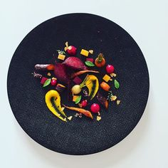 Textures of carrots and beets