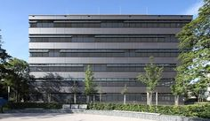 Munich, large scale office with sensitive massing. arch: MHM. EQUITONE facade materials. equitone.com
