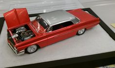 Car Pics, Car Pictures, Model Cars Building, Truck Scales, Pontiac Catalina, Custom Hot Wheels, Kit Cars, Car Painting, Model Kits