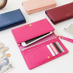 Large La Chance Passe Smartphone Wallet | Mochi Things
