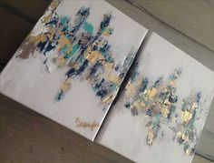 Small Canvases ‹ Jenn Meador Paint