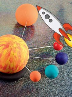 DIY planets