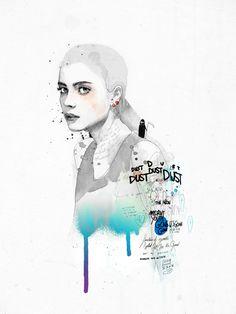 Personal Illustrations by Raphael Vicenzi