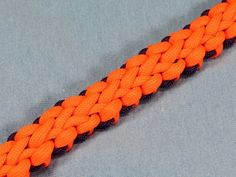 How to make an Iapetus Falls Sinnet Paracord Bracelet Tutorial (Paracord...