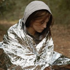 50 Uses For A Mylar Emergency Blanket...http://homestead-and-survival.com/50-uses-for-a-mylar-emergency-blanket/