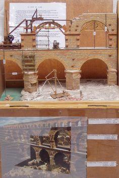 Les thermes taient des tablissements de bains publics de - Construction en rondins empiles ...