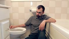 Deep Down, Area Man Knows He's Not Done Vomiting | The Onion - America's Finest News Source