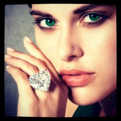 Graff diamond ring