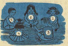 Greek Language, Second Language, Vintage Cards, Games For Kids, Old Photos, Kids Rugs, Teaching, Blog, Community