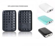 CPS Power Bank Taşınabilir Şarj Cihazı (12000 mAh)