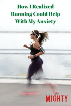 Does Running Help With Anxiety? | The Mighty #anxiety #mentalhealth