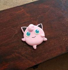 Pokemon Magnet Decor  Pokemon Handmade From by EvasCreationsShop
