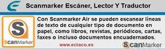 Mejor: Español traductor ECTACO.ES: Scanmarker Escáner, Lector Y Traductor (mac Win Io...