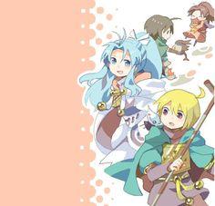 Ougon no Taiyou: Hirakareshi Fuuin Image - Zerochan Anime Image Board Golden Sun, Fan Art, Larger, Anime, Geek, Image, The World, Anime Music, Geeks