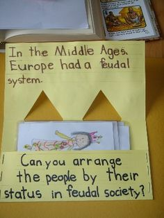 middle ages crown book feudalism open by jimmiehomeschoolmom, via Flickr