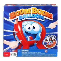 "Boom Boom Balloon Board Game by Spin Master, Multicolor. (Available in trinoma-see ""below srp"" medyo tapat ng ""true value""; in shopee is available, and in lazada game is available but probs mas mahal)"