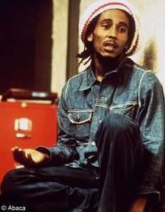 Bob Marley denim jacket/shirt