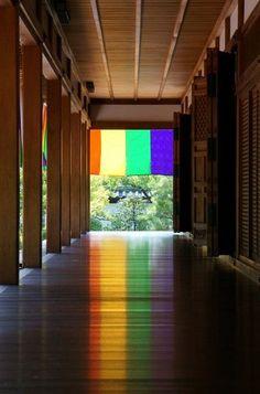 kyoto rainbow