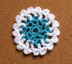 Crochet a day 18! Inspired by the chilly weather! #crochet #crochetmotif #diy #fiberart #crafts #etsyseller