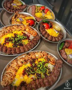 Iranian Cuisine, Iranian Food, Mediterranean Diet Recipes, Middle Eastern Recipes, Food Presentation, Food Plating, Food Design, I Love Food, Food Photography