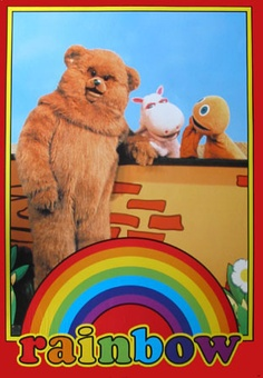 Bungle, George and Zippy From Rainbow