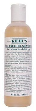 Kiehl's Since 1851 Tea Tree Oil Shampoo/for Normal to Oily Hair Type 250 Ml/8.4 Oz by Kiehl's. Save 48 Off!. $17.10. A mild yet effective cleaning agent for hair Formulated with herbal extracts like Cinchona, Ivy, Lavender & Yarrow Gives astringent & invigorating effect to soothe scalp Contains humectants, panthenol and pro-vitamin B4 Moisturizes, nourishes & conditions hair Leaves hair soft, smooth, clean & healthy