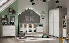 Egyszerű, mégis nagyszerű! Nemde? Design 3d, Cribs, Toddler Bed, Furniture, Home Decor, Cots, Child Bed, Decoration Home, Bassinet