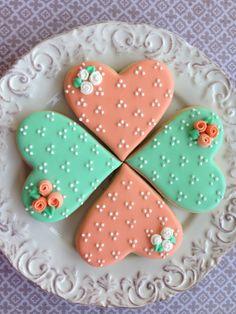 Cookies on pinterest heart cookies valentine cookies and valentines