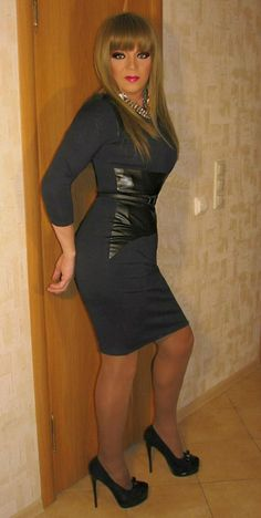 Assured, tranny crossdresser pics important
